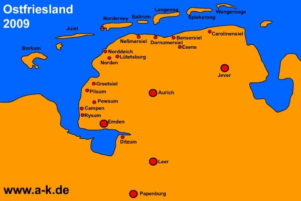 norden de ostfriesland